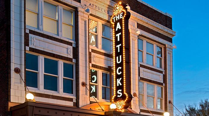 The Attucks Theatre
